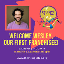The Strings Club's First Franchise - Warwick & Leamington Spa! | The  Strings Club
