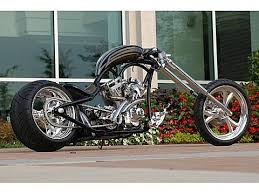 used 2007 custom built precious metal custom chopper for sale in
