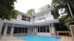 Lovely 4 Bedroom House For Rent In Sukhumvit PC007937