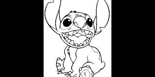 Lilo E Stitch Disegni Da Colorare Anime Cartoon