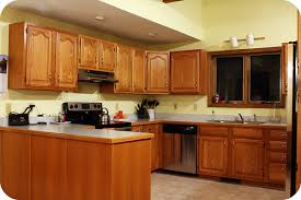 oak color cabinets.  Cabinets Top 5 Wall Colors For Oak Cabinets Intended Color Bungalow Home Staging U0026 Redesign