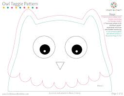 Owl Head Template Logo Maker Customize This Owl Head Logo