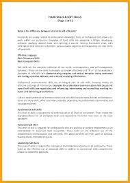Skills To Include On Resume Custom Hard Skills List Hard Skills List For Accounting Thiswritelife