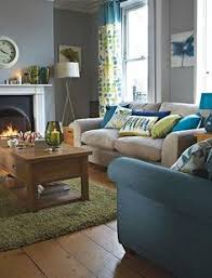 Combinaes de cores para salas   Taupe living room, Blue green and Taupe