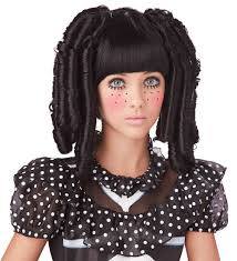 thinking make up like this for lizzie she want to be a babydoll now