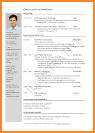 Job Application Resume Template Sample Cv For Pdf Musicre Sumedm