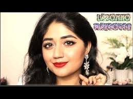 party makeup tutorial for and young indian skin labonno makeover