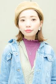 岩井 優 鶴見 美容室 Boneccaボネッカ