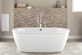 ... Bathtubs Idea, Bathtubs Home Depot Bathtub Shower Combo Contemporary Oval  Shaped Freestanding Bathtub With Polishe ...