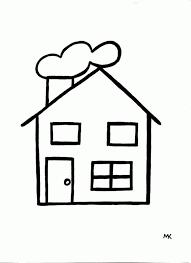 Kleurplaat Huis Google Zoeken Coloring Pages House Decor En