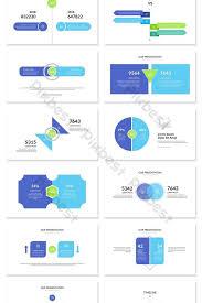 40 Pages Vs Contrast Timeline Information Visualization Ppt