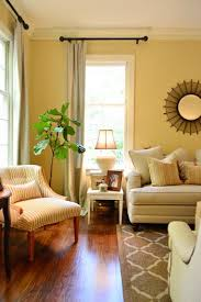 House Crashing: Cozy & Full Of Character. Young House Love Living  RoomYellow Walls ...