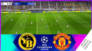 Young Boys vs Manchester United | Full Match UEFA Champions League 2021 /  2022 - YouTube