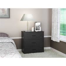 Modern Bedroom Chest Of Drawers 3 Drawer Dresser Chest Bedroom Furniture Black Brown White Storage