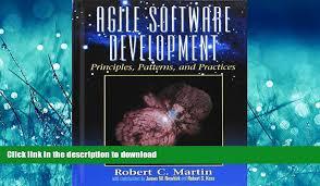 Agile Software Development Principles Patterns And Practices Read Book Agile Software Development Principles Patterns And