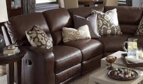 living rooms with brown furniture. [Interior] Living Room Paint Ideas With Dark Brown Leather Furniture: Awesome Reclining Rooms Furniture I
