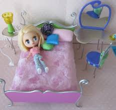 Sweet Mini LPS Blythe Doll And Bedroom Set Never Played With Mnt Condition  In Dolls U0026