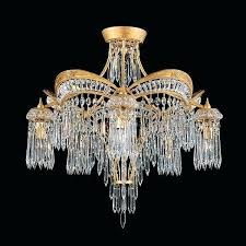 schonbeck crystal chandelier light down lighting