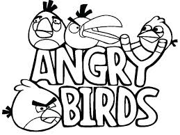 angry bird coloring page bird coloring pages to print bird coloring pages free plus angry birds