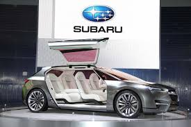 Subaru Could Offer Plug In Hybrid By All Electric Car By