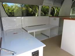 Bunnings Kitchen Cabinet Doors Campervan Cabinets The Campervan Converts