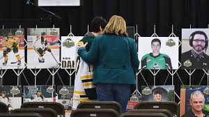 Semi-trailer driver charged in Canadian youth hockey bus crash that ...