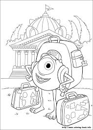 Small Picture University coloring picture