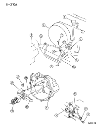 1996 dodge dakota controls hydraulic clutch diagram 00000efm