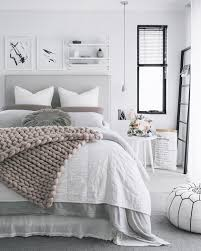 Grey White Bedroom Ideas