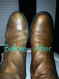 stain on leather boots how to bring leather shoes back to life and remove dryness and stain on leather boots