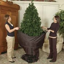 Artificial Christmas Tree Storage Bag: Store Your Tree Without  Dissassembling It