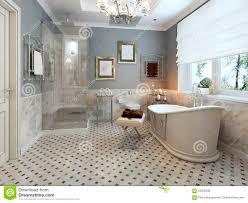 Helles Badezimmer Provence Stockfoto Bild Von Farbe 59209338