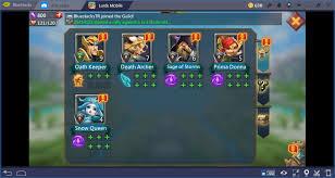 Lords Mobile The Ultimate Hero Guide Bluestacks
