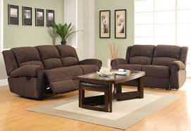 Reclining Living Room Furniture Sets Reclining Sofa Modern Leather Recliner Sofa123 Image Cranley 2pc