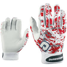 Demarini Batting Gloves Size Chart Buy Demarini Batting Gloves Softball Baseball Red White