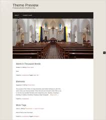 Free Church Website Templates Impressive 28 Free Church Website Themes Templates Free Premium Templates