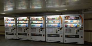 Healthy Vending Machine Business Custom On The Ancient Origins Of Vending Machines Atlanta Vending Pros