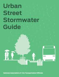 Green Streets Design Manual Urban Street Stormwater Guide National Association Of City