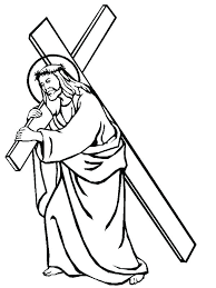 Stations Of The Cross Coloring Pages Pdf Verfutbol