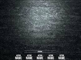 Movie Poster Free Template Photoshop Movie Poster Template