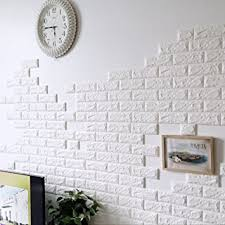 Small Picture Buy Rrimin New PE Foam Wall Stickers 3D Wallpaper DIY Wall Decor
