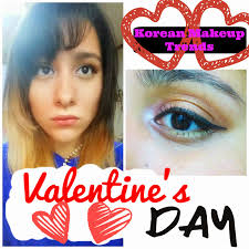 lately i have been working hard on a makeup look that would be great for valentine s day and also show you a little bit about korean makeup