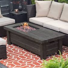 gas fire pit table ideas outdoor propane coffee marv