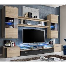Delightful Tv Unit Storage   Living Room Modern Wall Units : High Gloss, Black, White,  Red IdeaForHome
