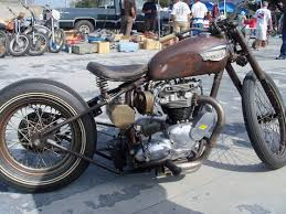 classic british rat bike motorbike totally rad choppers