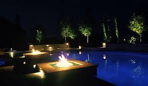 garden lighting design designers installers. Frisco Landscape Lighting And Fire Features Garden Design Designers Installers