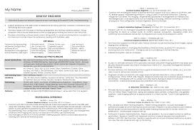It Support Resume Examples Customer Example Tech Desktop Vozmitut
