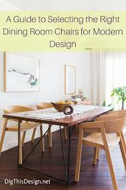 Modern Dining Chairs That Will Impress Your Guests Dig This Design - Modern dining room chair