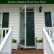 what color should i paint my front doorModern Masters Front Door Paint  A Sweet Berrys Blog