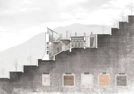 cool architecture drawing. Architectural Drawing Section Material Palette Cool Architecture I